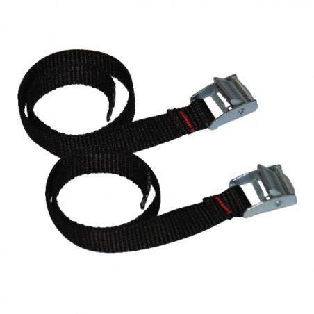 2 fat bike straps 90 cm long