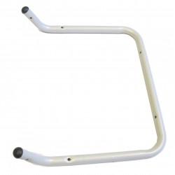 Argento-Argento Peruzzo PE 690//C Braccetto Alluminio con Cric Corto Unisex Adulto S