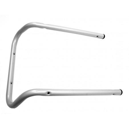 Arco superiore alluminio Padova 1630 mm